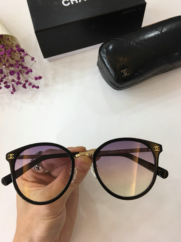 Chanel Newest Fashion sunglasses top quality CC0082