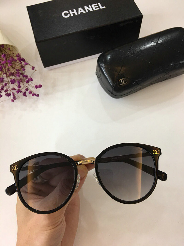Chanel Newest Fashion sunglasses top quality CC0083