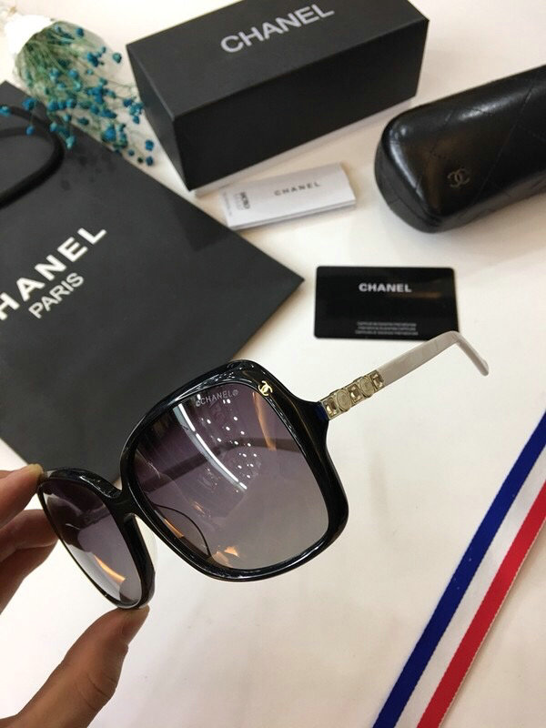 Chanel Newest Fashion sunglasses top quality CC0091