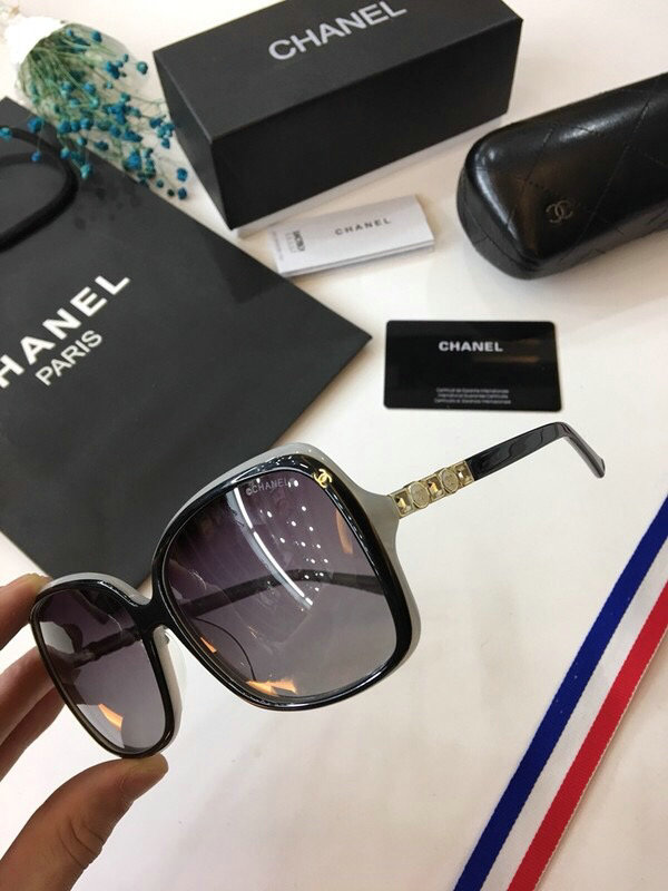 Chanel Newest Fashion sunglasses top quality CC0092