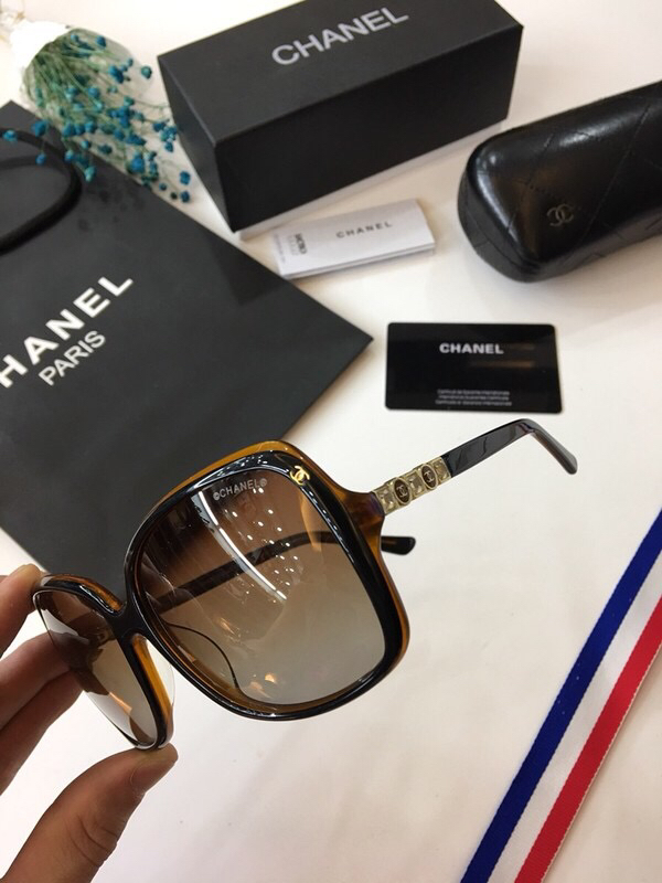 Chanel Newest Fashion sunglasses top quality CC0093