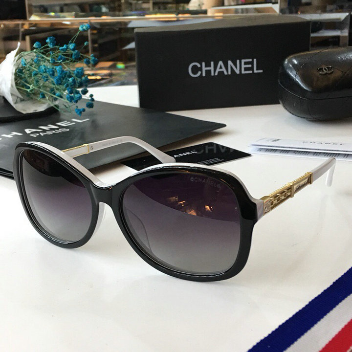 Chanel Newest Fashion sunglasses top quality CC0094