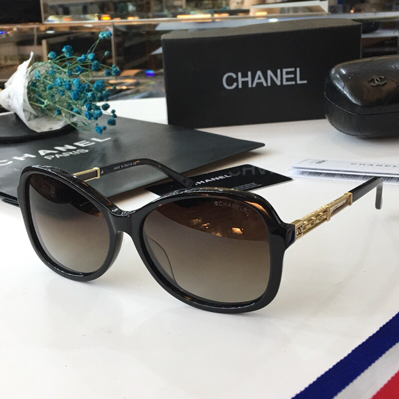 Chanel Newest Fashion sunglasses top quality CC0095