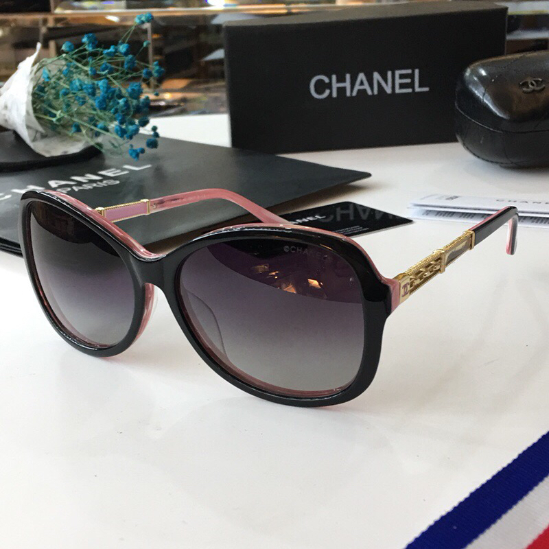 Chanel Newest Fashion sunglasses top quality CC0097