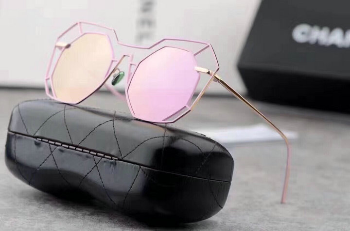Chanel Newest Fashion sunglasses top quality CC0101
