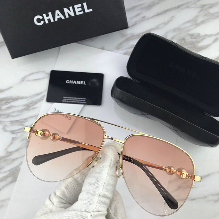 Chanel Newest Fashion sunglasses top quality CC0103