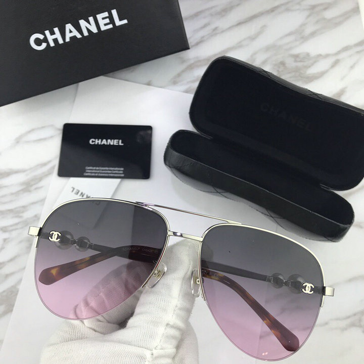 Chanel Newest Fashion sunglasses top quality CC0104