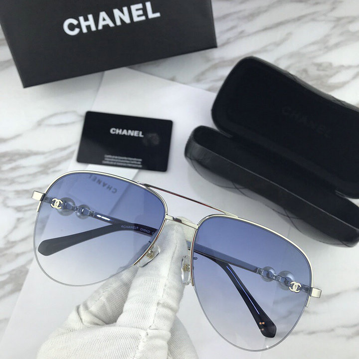 Chanel Newest Fashion sunglasses top quality CC0106