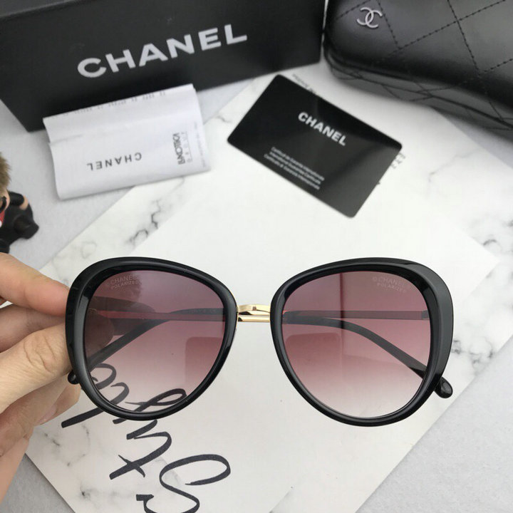 Chanel Newest Fashion sunglasses top quality CC0109