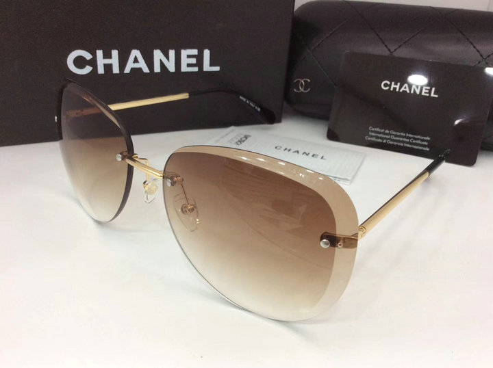Chanel Newest Fashion sunglasses top quality CC0111