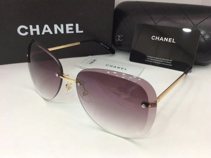 Chanel Newest Fashion sunglasses top quality CC0112