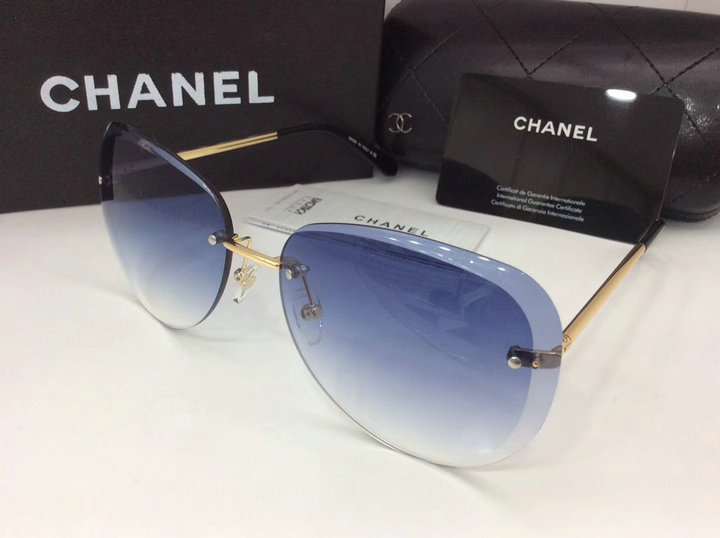 Chanel Newest Fashion sunglasses top quality CC0113