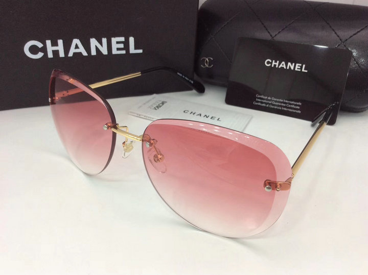 Chanel Newest Fashion sunglasses top quality CC0114