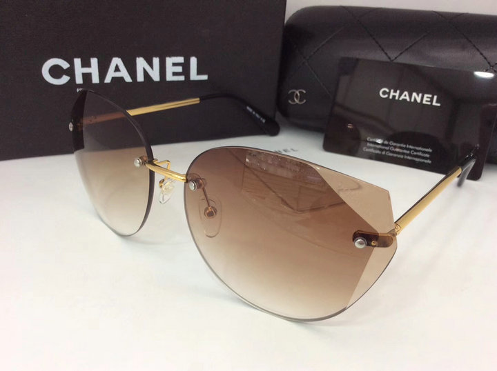 Chanel Newest Fashion sunglasses top quality CC0115