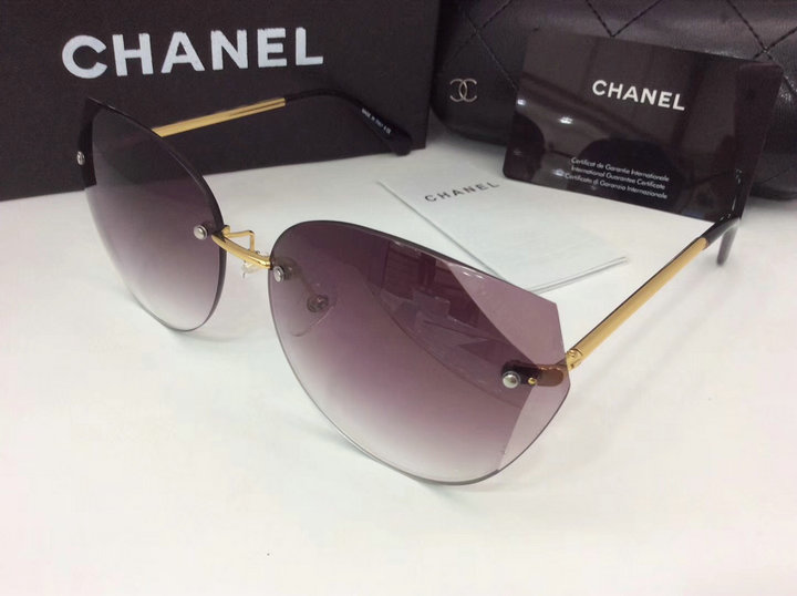 Chanel Newest Fashion sunglasses top quality CC0116