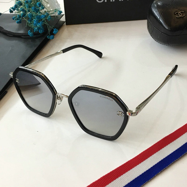 Chanel Newest Fashion sunglasses top quality CC0118