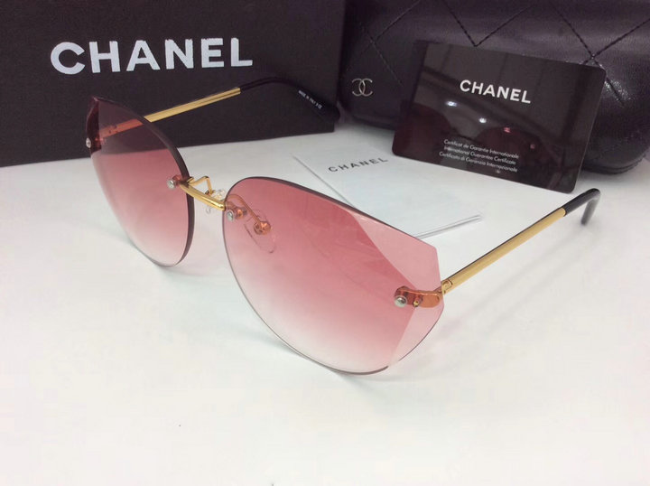 Chanel Newest Fashion sunglasses top quality CC0119