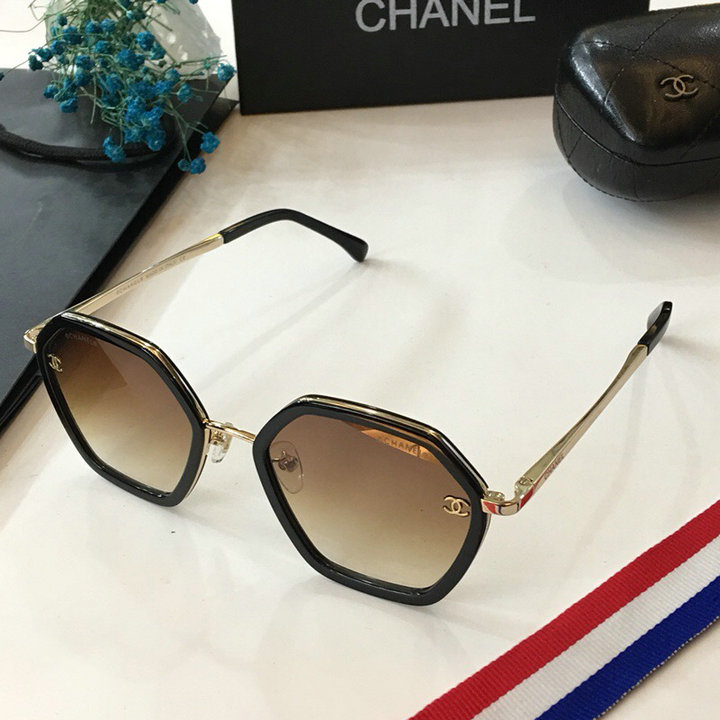 Chanel Newest Fashion sunglasses top quality CC0121
