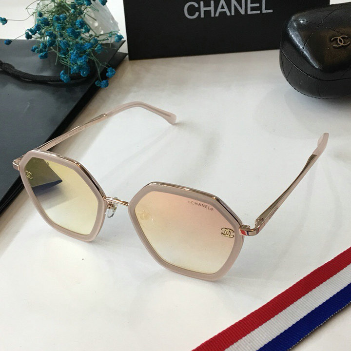 Chanel Newest Fashion sunglasses top quality CC0120