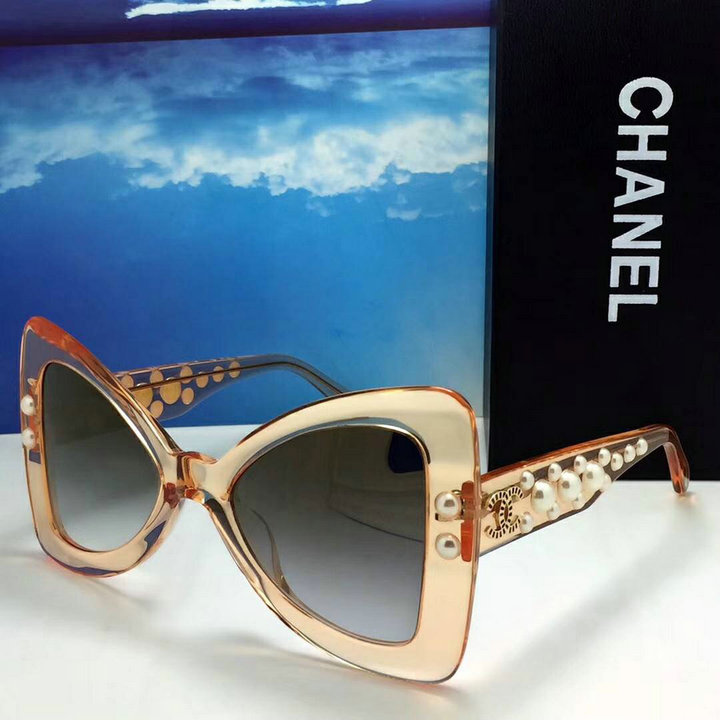 Chanel Newest Fashion Sunglasses Top Quality CC0158