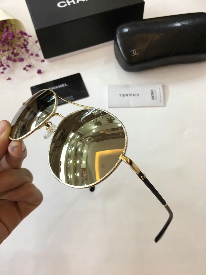 Chanel Newest Fashion Sunglasses Top Quality CC01201