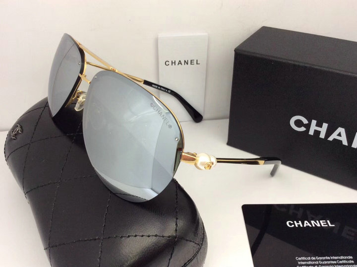 Chanel Newest Fashion Sunglasses Top Quality CC0151