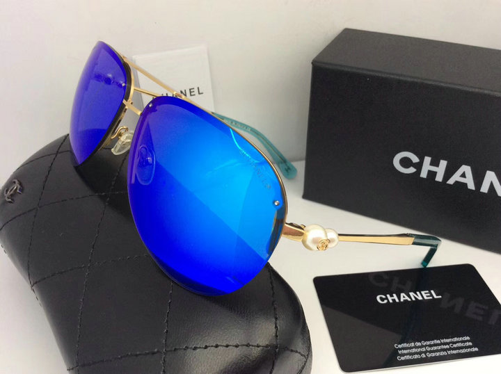 Chanel Newest Fashion Sunglasses Top Quality CC0153