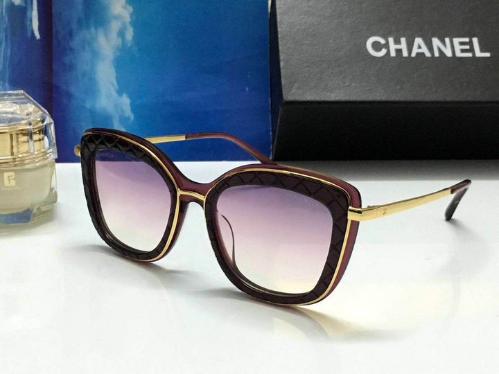 Chanel Newest Fashion Sunglasses Top Quality CC0165