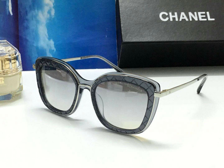 Chanel Newest Fashion Sunglasses Top Quality CC0166