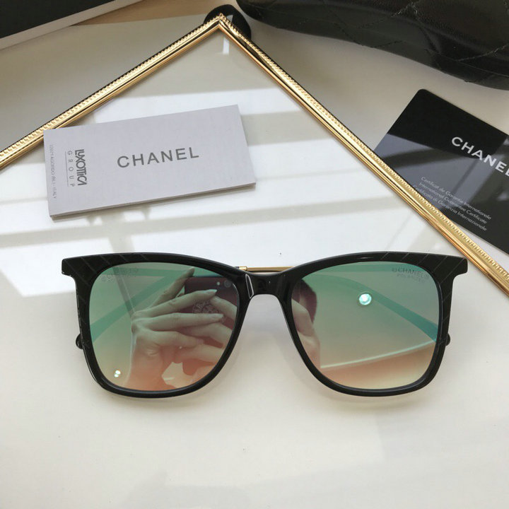 Chanel Newest Fashion Sunglasses Top Quality CC0167