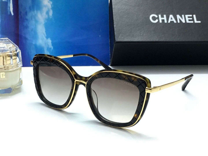 Chanel Newest Fashion Sunglasses Top Quality CC0168