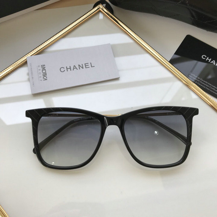 Chanel Newest Fashion Sunglasses Top Quality CC0169