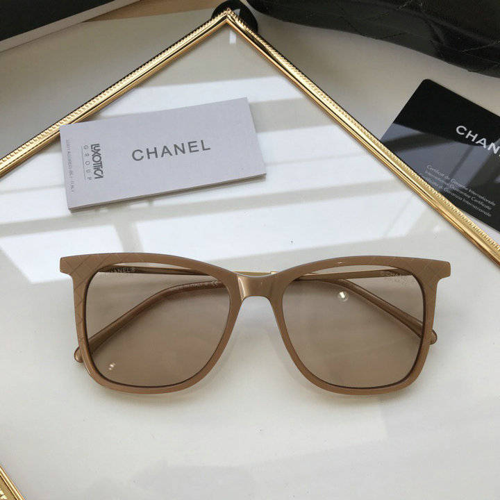 Chanel Newest Fashion Sunglasses Top Quality CC0172