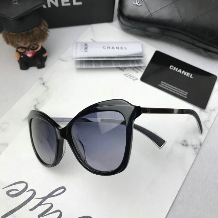 Chanel Newest Fashion Sunglasses Top Quality CC0178