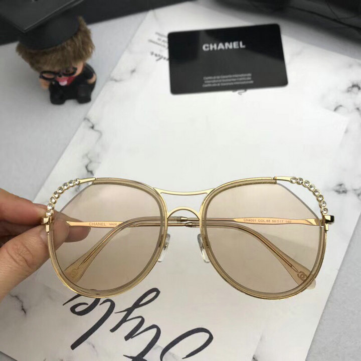Chanel Newest Fashion Sunglasses Top Quality CC0182