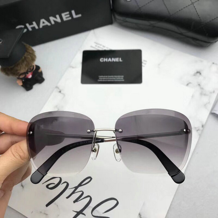 Chanel Newest Fashion Sunglasses Top Quality CC0188