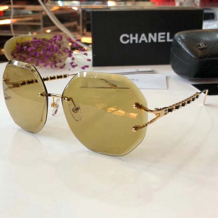 Chanel Newest Fashion Sunglasses Top Quality CC0199