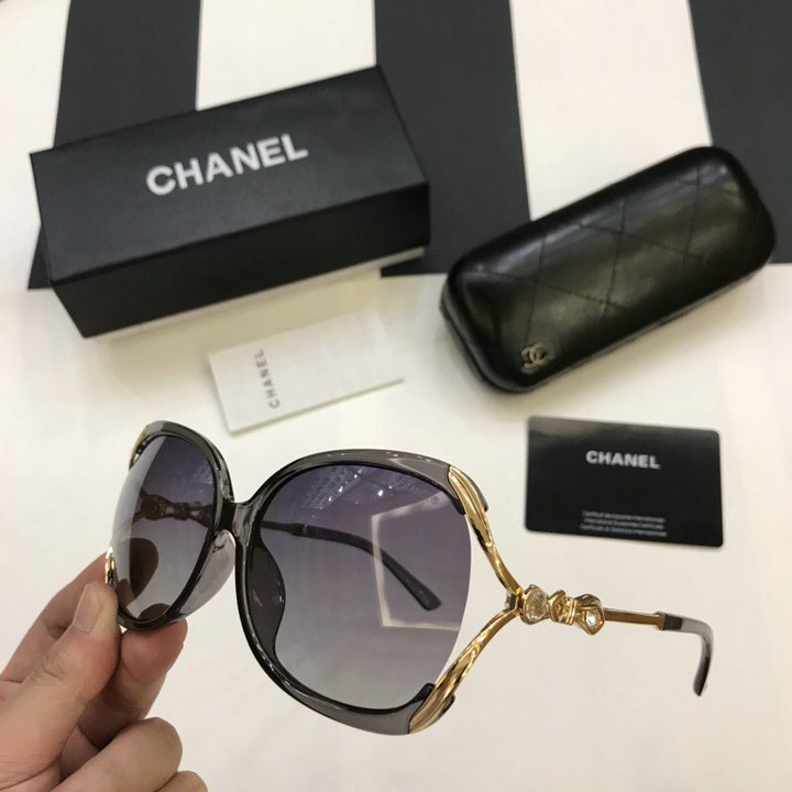 Chanel Newest Fashion Sunglasses Top Quality CC0206