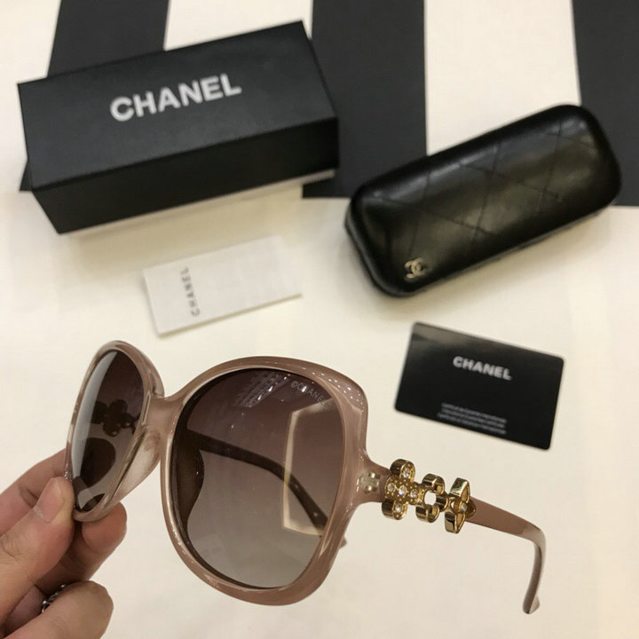 Chanel Newest Fashion Sunglasses Top Quality CC0213
