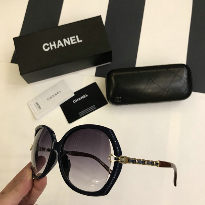 Chanel Newest Fashion Sunglasses Top Quality CC0214