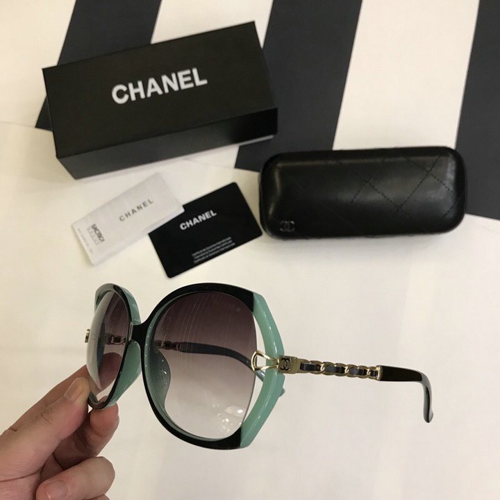 Chanel Newest Fashion Sunglasses Top Quality CC0216
