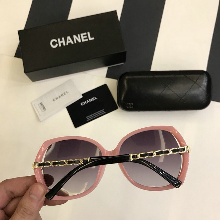 Chanel Newest Fashion Sunglasses Top Quality CC0217