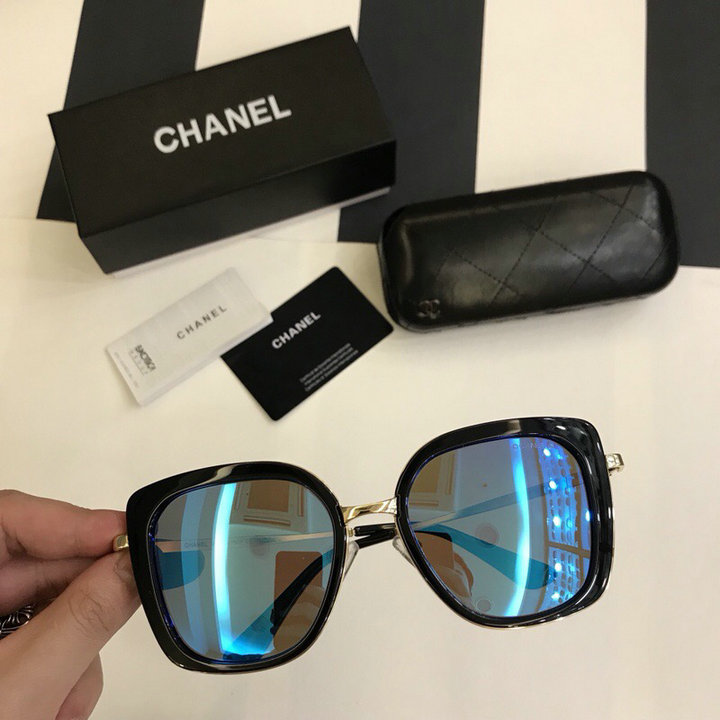 Chanel Newest Fashion Sunglasses Top Quality CC0219
