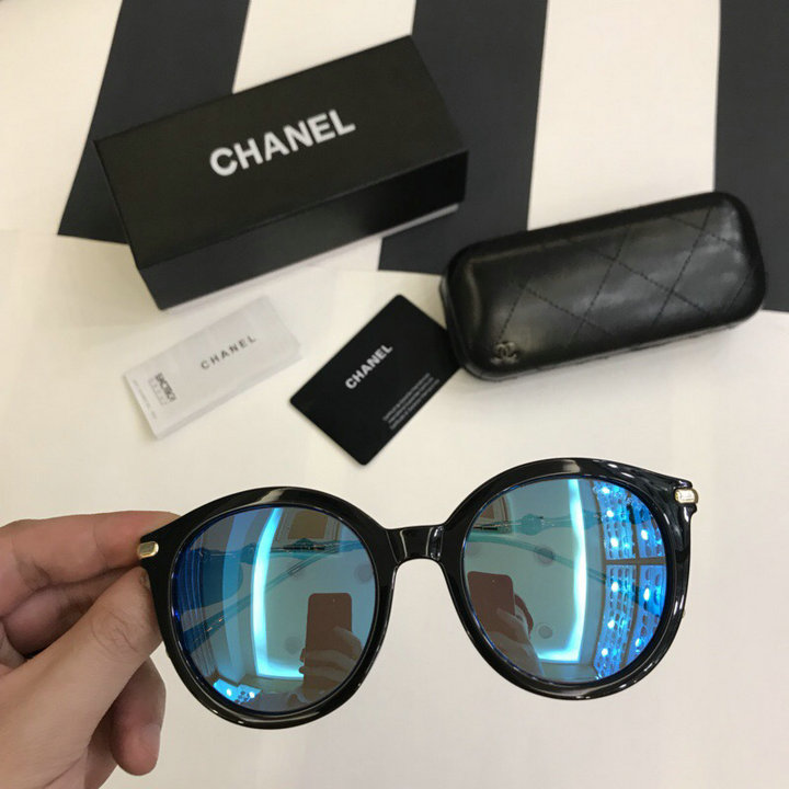 Chanel Newest Fashion Sunglasses Top Quality CC0223