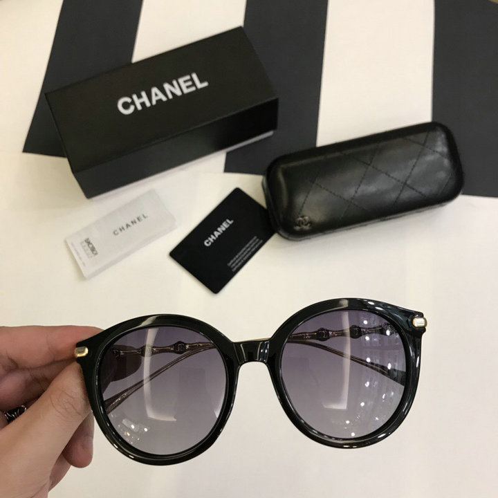 Chanel Newest Fashion Sunglasses Top Quality CC0224
