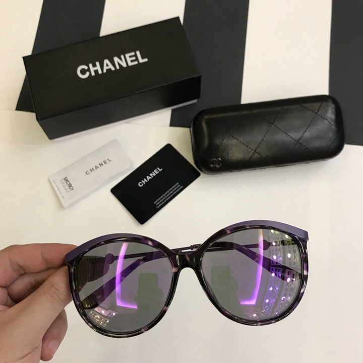 Chanel Newest Fashion Sunglasses Top Quality CC0230