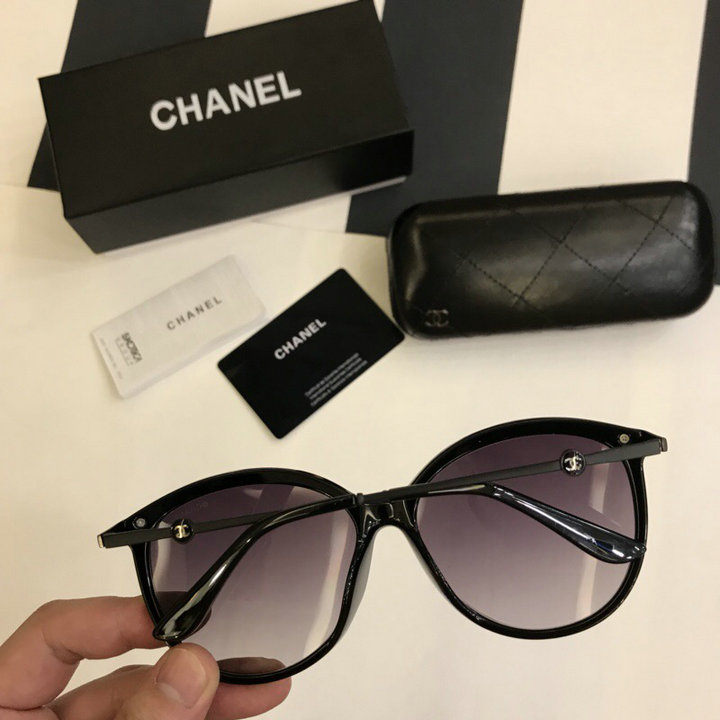 Chanel Newest Fashion Sunglasses Top Quality CC0231