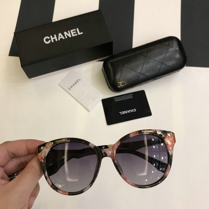 Chanel Newest Fashion Sunglasses Top Quality CC0232