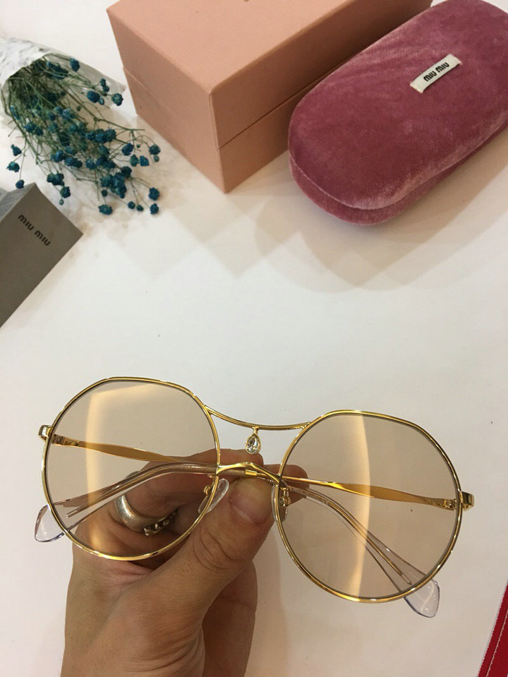 MiuMiu Newest Fashion Sunglasses Top Quality MM0013