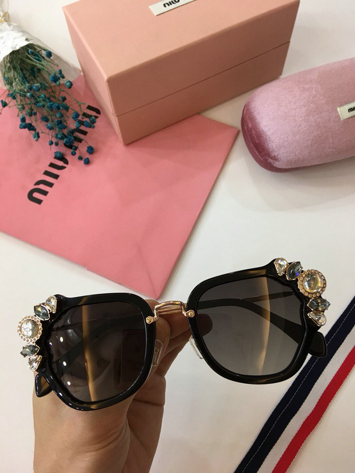 MiuMiu Newest Fashion Sunglasses Top Quality MM0020